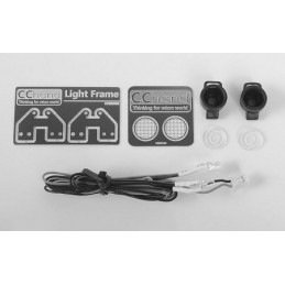 1/10-1/14 Work Lights (w/LED)