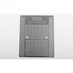 Rear Bed Diamond Plate for...