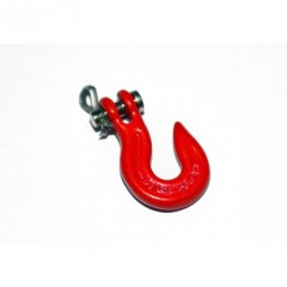 RC4WD Small Scale Hook (Red)