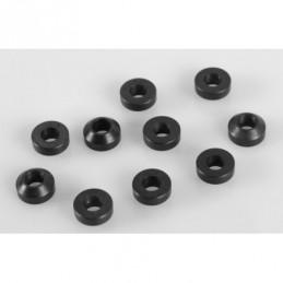 Heavy Duty Steel Black 3mm...