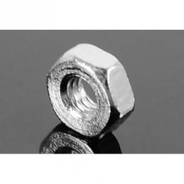 Regular M2 Nuts (Silver)