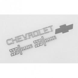 RC4WD Chevrolet Blazer...