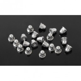 M2.5 Flanged Acorn Nuts...