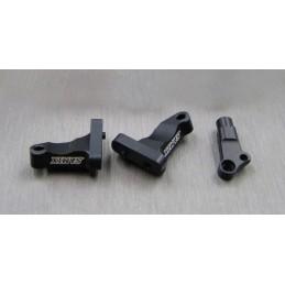 SAMIX SCX10-2 alum black...