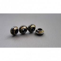 SAMIX TRX-4 brass shock...