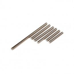 Suspension pin set,...