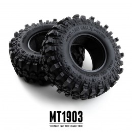 Gmade MT1903 Offroad Tires...