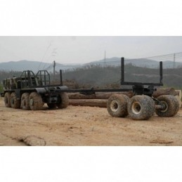 Timber trailer T835 1/12...