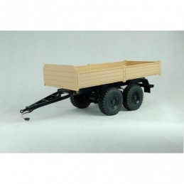 Tractor Trailer T003A 1/10