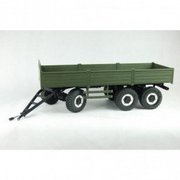 Tractor Trailer T004A 1/10