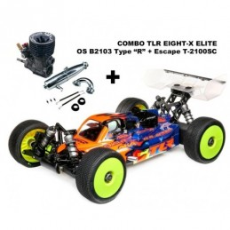 COMBO TLR Eight-X Elite +...