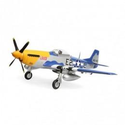 E-FLITE P-51D Mustang 1.5m BNF