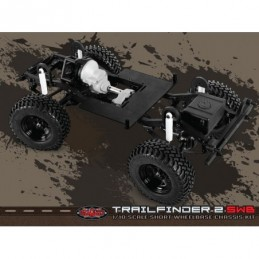 RC4WD TRAIL FINDER 2 TRUCK...