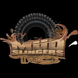 """MUD SLINGERS 1.9"""" TIRES"""