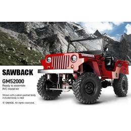GMADE GS01 SAWBACK 4WD 1/10...