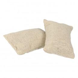Sandbag decor (2 peças)