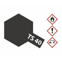 TS-40 Metallic Black Gloss...
