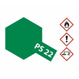 PS-22 British Racing Green...
