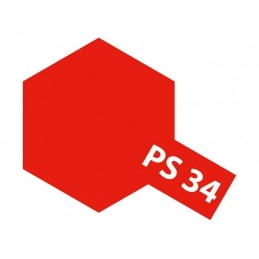 PS-34 Bright Red...