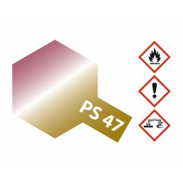 PS-47 Iridescent Pink-Gold...
